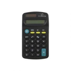 Esperanza TITANUM TCL101 - calculatrice de poche