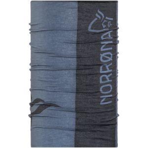 Norrona /29 Microfiber - Foulard - gris/noir Serviettes multifonctions