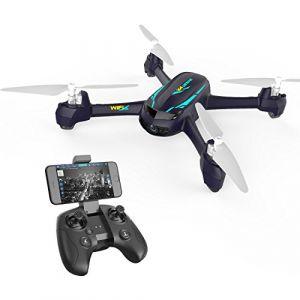 Hubsan H216A X4 Desire Pro Drone GPS Caméra 1080P APP avec Télécommande HT009?H216A+HT009?