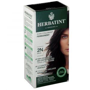 Image de Herbatint Crème coloration brun 02 N