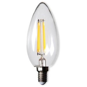 Wellindal Ampoule LED EDISON Vintage E14 4W 230V 400LM