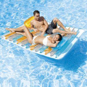 Intex 56897 - Matelas de piscine double Vis-à-vis