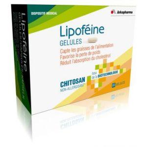 Arkopharma Lipoféine Graisses et sucres - 60 gélules