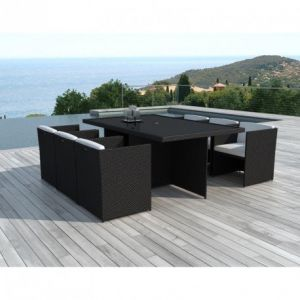 table chaises encastrables comparer 42 offres. Black Bedroom Furniture Sets. Home Design Ideas