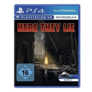 Here They Lie [PS4]