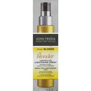John Frieda Spray éclaircissant Go Blonder - Sheer Blonde