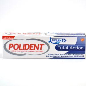 Image de Polident Total Action - Crème Fixative (40g)