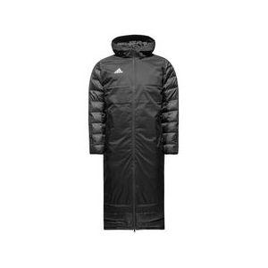 Adidas Manteau d'Hiver Long Condivo 18 - Noir/Blanc