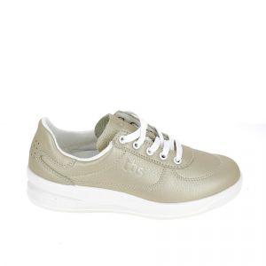 Tbs Brandy Y7, Chaussures Multisport Outdoor Femme, Or (Platine Blanc), 40 EU