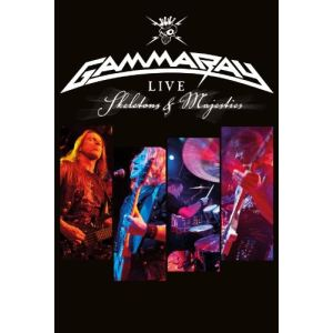 Gamma Ray : Skeletons & Majesties Live