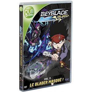 Beyblade Burst - Vol. 5 : Le Blader Masqué ! [DVD]