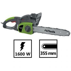 iTools Tronçonneuse électrique 1600W alimentation 230V