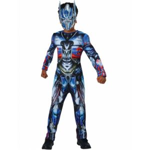 Déguisement Optimus Prime Transformers 5 - Taille 3 - 4 ans