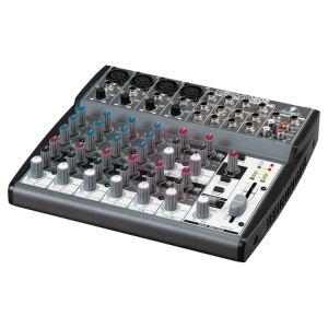 Behringer Xenyx 1202 - Console de mixage analogique