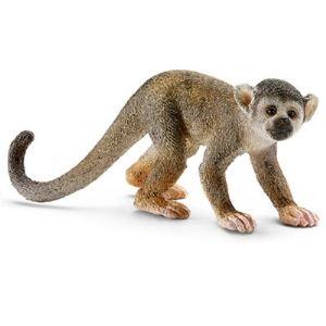 Schleich Figurine singe : Singe écureuil