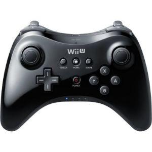Nintendo Manette classique Wii U Pro