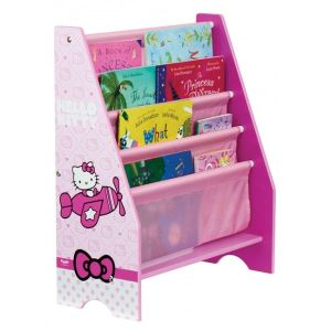 worlds apart meuble range livres hello kitty