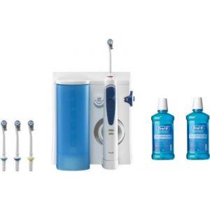 Oral-B Kit Micro Bulles - Hydropulseur MD20 + bain de bouche