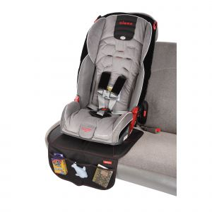 Diono 40499 - Protection de siège Super Mat
