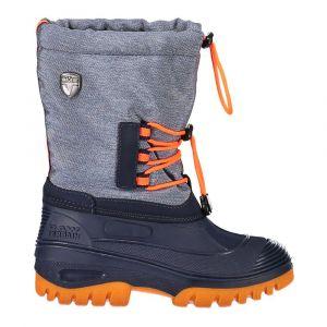 CMP Chaussures après-ski Ahto Wp - Denim Melange - Taille EU 33