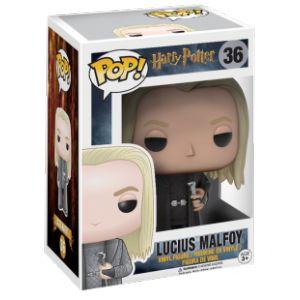 Funko Pop! Lucius Malefoy - Figurine Harry Potter