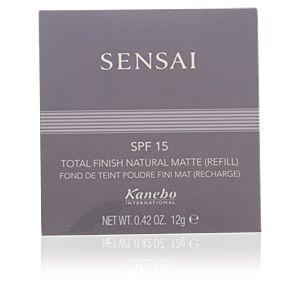 Kanebo Sensai 02 - Fond de teint poudre fini mat SPF 15 (recharge)