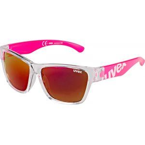 Uvex Sportstyle 508 Kids - Lunettes cyclisme Enfant - rose Lunettes de soleil