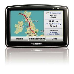 TomTom XL Live IQ Routes Edition - GPS auto Royaume-Uni et Irlande