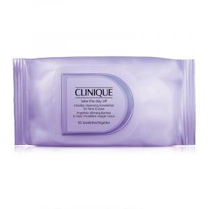Clinique Take the day off - Lingettes démaquillantes à l'eau micellaire visage / yeux