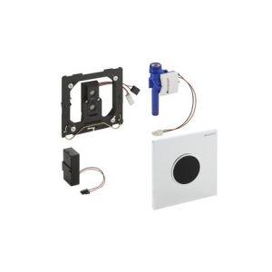 Geberit HyTronic Commande urinoir électronique infrarouge avec batteries pour pour plaque de commande Sigma 10 Blanc brillant 116.035.KJ.1
