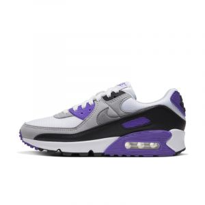 Nike Chaussure Air Max 90 pour Femme - Blanc - Taille 36.5 - Female
