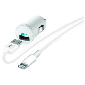 Chargeur CE prise de maison 2 ports USB blanc Macmaniack