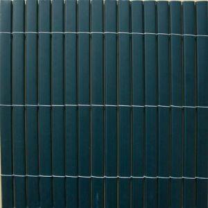 Windhager Canisse en PVC occultant 95% 1.2m gris