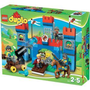 Duplo 10577 - Ville : Le château royal