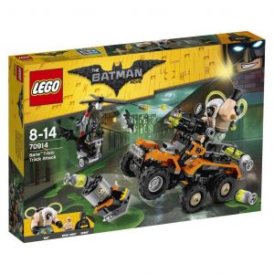 Lego 70914 - The Batman Movie : L'Attaque du camion toxique de Bane