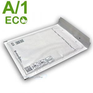 Enveloppebulle Lot de 200 enveloppes à bulles ECO A/1 format 100x165mm