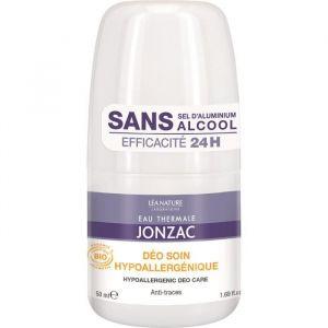 Jonzac Eau Thermale Déodorant bille soin hypoallergénique 50ml