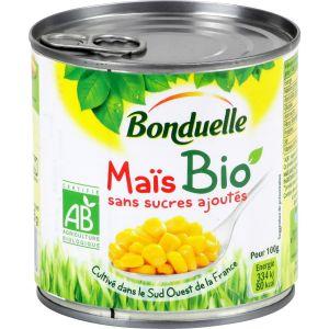 Bonduelle Maïs Bio sans sucres ajoutés 300g