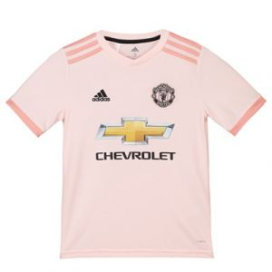huge selection of 4edee 99fc1 Adidas T-shirt enfant Maillot Manchester United Extérieur rose - Taille 11    12 ans