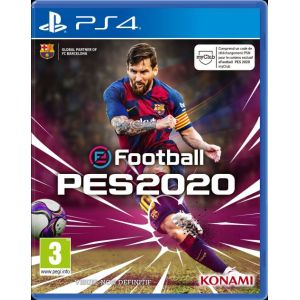 PES 2020 [PS4]