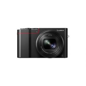 Panasonic Appareil photo compact Pack Lumix TZ101 noir + housse + carte SD 16 Go