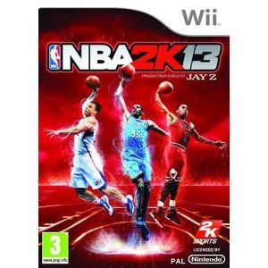 NBA 2K13 [Wii]