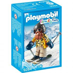 Playmobil 9284 - Skieur avec Snowblades