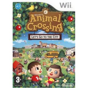 Animal Crossing : Let's Go to the City avec Wii Speak [Wii]