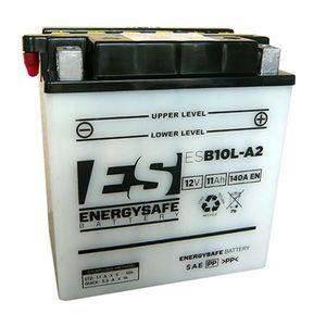 EnergySafe Batterie YB10L-A2 avec acide