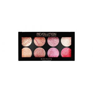 Revolution Beauty London Makeup Revolution Blush Palette - Queen