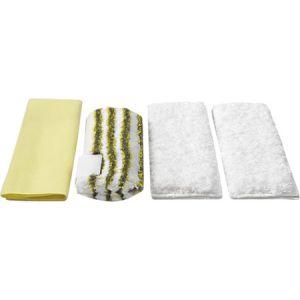 Kärcher Kit chiffons microfibre pour le bain