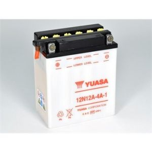 Yuasa Batterie moto 12N12A-4A-1