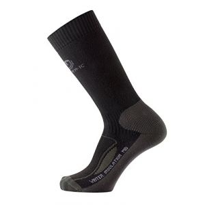 Therm-Ic Thermic Winter Insulation Mid Thermique Polaire Mi Haute Chaussettes Mixte Adulte, Noir, FR 45-47 (Taille Fabricant 45-47)