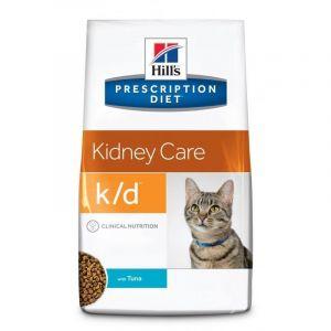 Hill's Feline k/d Contenance : 1,5 kg, Saveur : Thon